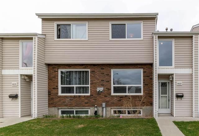 18237 93 Avenue, Edmonton, AB T5T 1V2 (#E4245861) :: The Good Real Estate Company