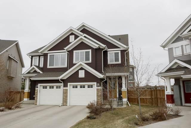 6704 21A Avenue, Edmonton, AB T6X 0T5 (#E4245908) :: Initia Real Estate