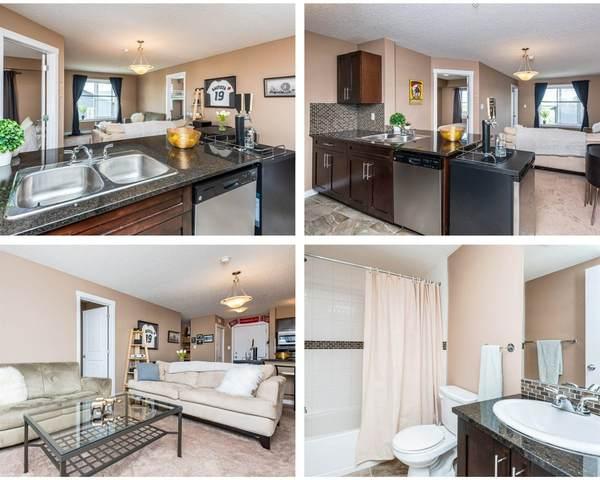 322 18126 77 Street, Edmonton, AB T5Z 0N7 (#E4245988) :: The Foundry Real Estate Company