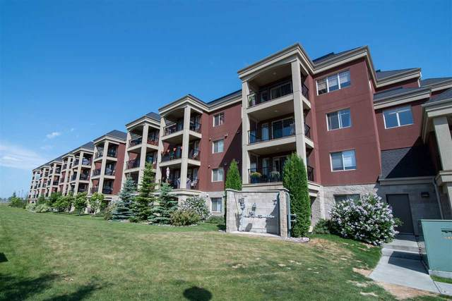407 500 Palisades Way, Sherwood Park, AB T8H 0H7 (#E4246000) :: The Foundry Real Estate Company