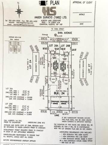 10435/33 64 Avenue, Edmonton, AB T6H 1S8 (#E4246027) :: The Foundry Real Estate Company