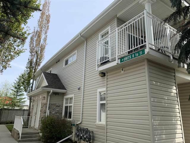 11 1179 Summerside Drive, Edmonton, AB T6K 1K1 (#E4246056) :: Initia Real Estate