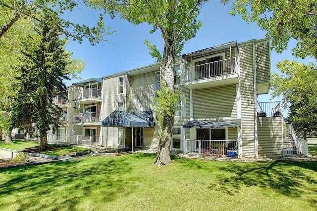 100 2545 116 Street, Edmonton, AB T6J 3Z7 (#E4246076) :: Initia Real Estate