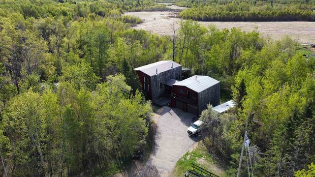 24 26417 TWP RD 512, Rural Parkland County, AB T7Y 1E8 (#E4246136) :: The Foundry Real Estate Company