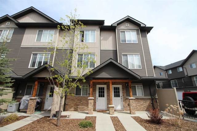 39 9515 160 Avenue, Edmonton, AB T5Z 0M4 (#E4246142) :: Initia Real Estate