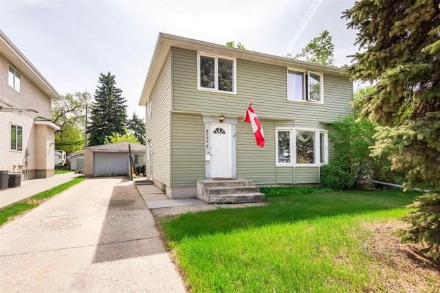 8203 98 Avenue, Edmonton, AB T6A 0B6 (#E4246154) :: The Good Real Estate Company