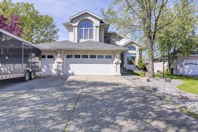 30 Riverpointe Crescent, Fort Saskatchewan, AB T8L 4H3 (#E4246416) :: The Good Real Estate Company