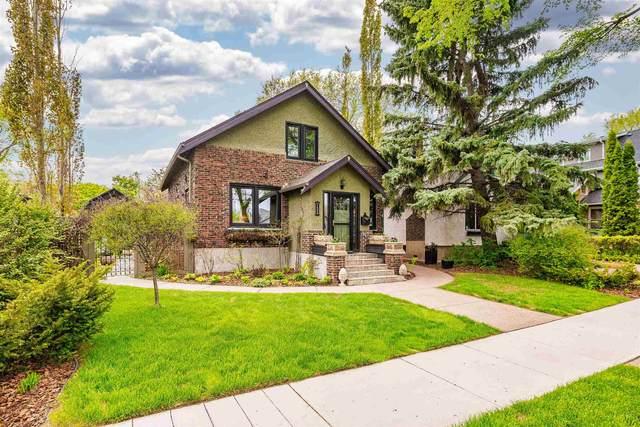 11234 65 Street, Edmonton, AB T5W 4K3 (#E4246535) :: The Good Real Estate Company