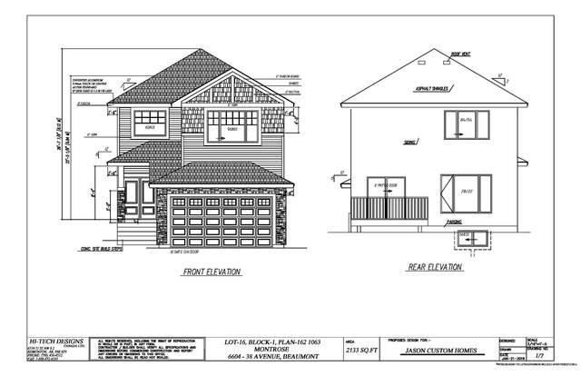 6604 38 Avenue, Beaumont, AB T4X 0G7 (#E4246560) :: Initia Real Estate