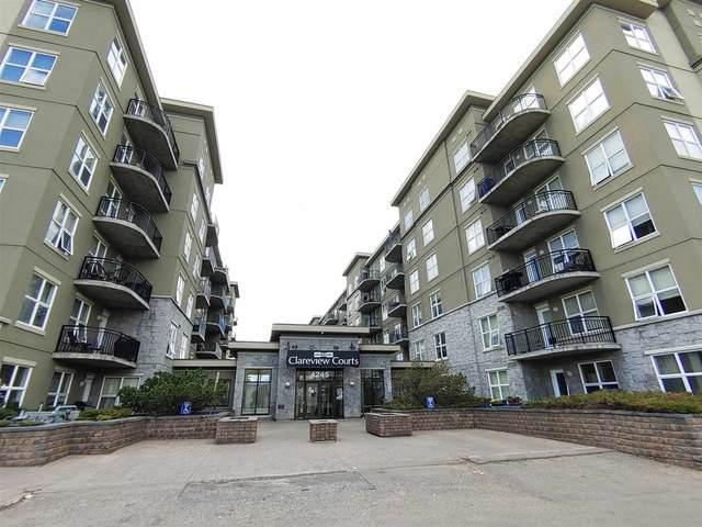 2-212 4245 139 Avenue, Edmonton, AB T5Y 3E8 (#E4246595) :: The Good Real Estate Company