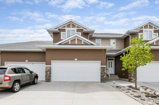 21 18230 104A Street, Edmonton, AB T5X 0G9 (#E4246615) :: Müve Team | Royal LePage ArTeam Realty