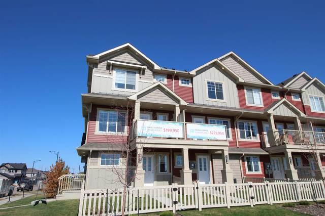 34 1110 Daniels Link, Edmonton, AB T6W 4N6 (#E4246634) :: The Good Real Estate Company