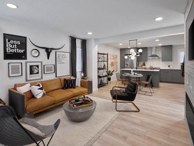 48 1110 Daniels Link, Edmonton, AB T6W 4N6 (#E4246635) :: The Good Real Estate Company