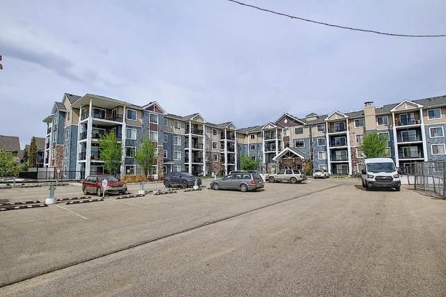 309 4008 Savaryn Drive, Edmonton, AB T6X 2E5 (#E4246644) :: Initia Real Estate