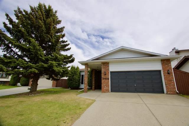 10612 21 Avenue, Edmonton, AB T6J 5G9 (#E4246673) :: Initia Real Estate