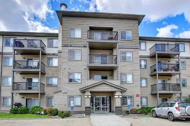 146 301 Clareview Station Drive, Edmonton, AB T5Y 0J4 (#E4246727) :: The Good Real Estate Company