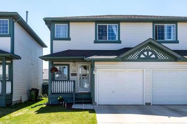 33 15215 126 Street, Edmonton, AB T5X 5Z3 (#E4246788) :: Initia Real Estate