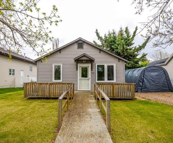 4831 54 Avenue, Tofield, AB T0B 4J0 (#E4246794) :: The Good Real Estate Company