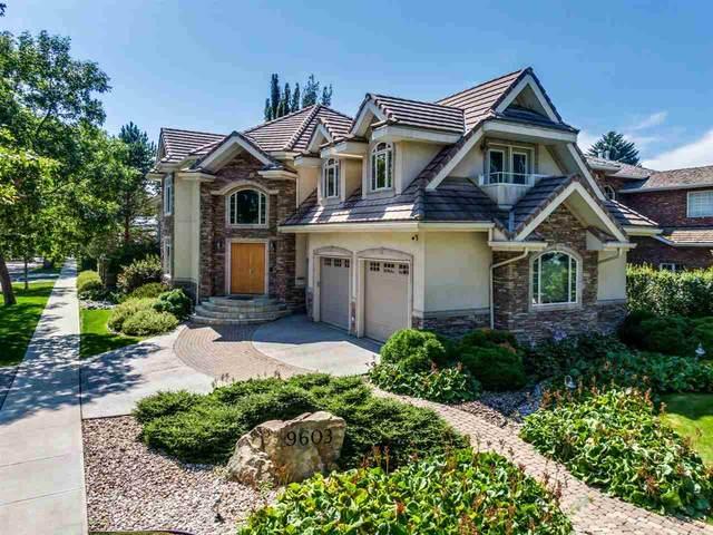 9603 95 Avenue, Edmonton, AB T6C 2A1 (#E4246837) :: The Foundry Real Estate Company