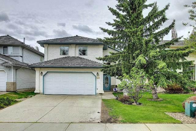 1611 Welbourn Cove, Edmonton, AB T6M 2M5 (#E4246850) :: The Good Real Estate Company