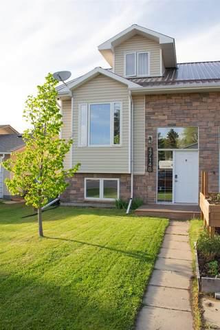 4714B 53rd Avenue, Leduc, AB T9E 7H5 (#E4246859) :: Initia Real Estate