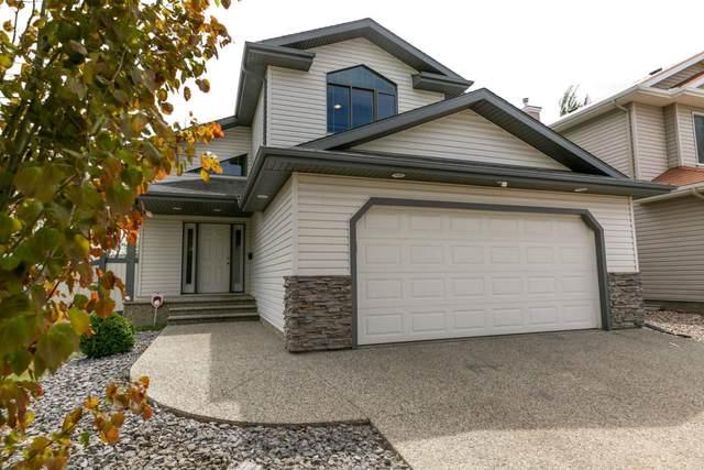 803 Breckenridge Bay, Edmonton, AB T5T 6J8 (#E4246896) :: The Good Real Estate Company