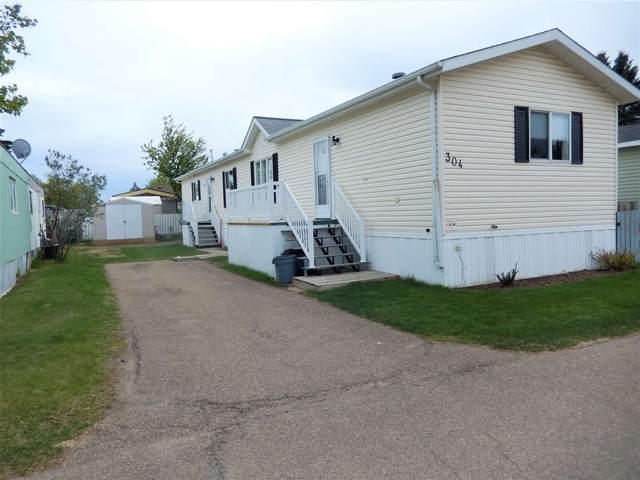 304 Westbrook Way, Edmonton, AB T5S 1T5 (#E4246908) :: The Good Real Estate Company