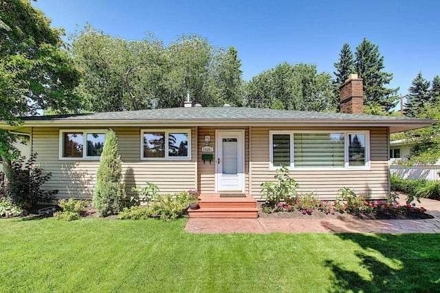14608 80 Avenue, Edmonton, AB T5R 3K6 (#E4246991) :: Initia Real Estate