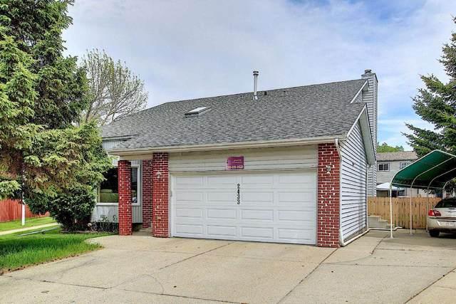 2433 89 Street, Edmonton, AB T6K 2Y8 (#E4247058) :: The Good Real Estate Company