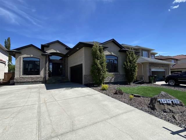 15915 91 Street, Edmonton, AB T5Z 0A8 (#E4247071) :: Initia Real Estate