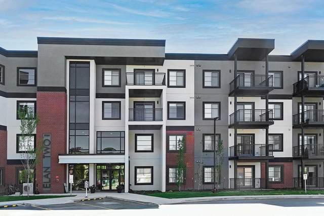 134 1154 Adamson Drive SW, Edmonton, AB T6W 0V4 (#E4247073) :: The Good Real Estate Company
