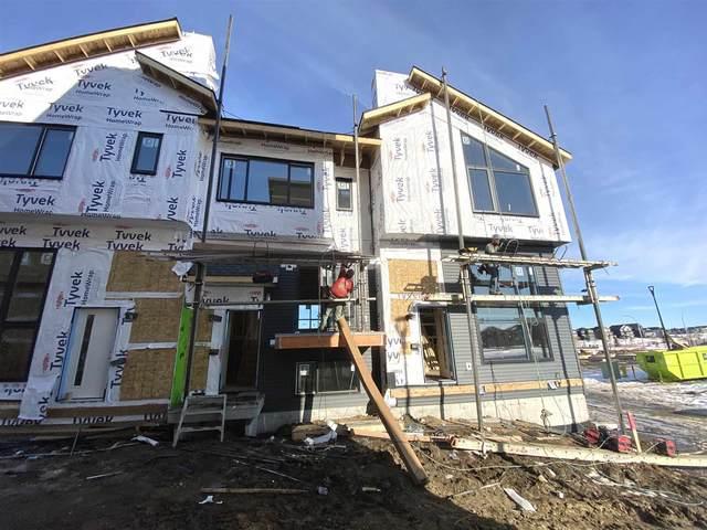 63 50 Ebony Boulevard, Sherwood Park, AB T8H 2X4 (#E4247098) :: Initia Real Estate