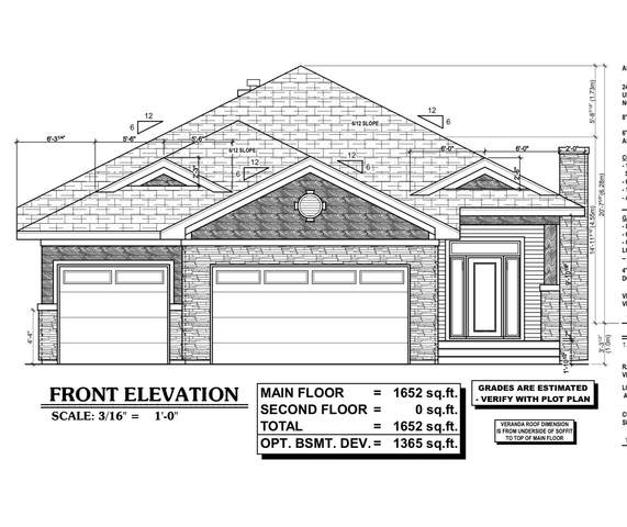 3306 Soleil Boulevard, Beaumont, AB T4X 2X8 (#E4247132) :: The Good Real Estate Company