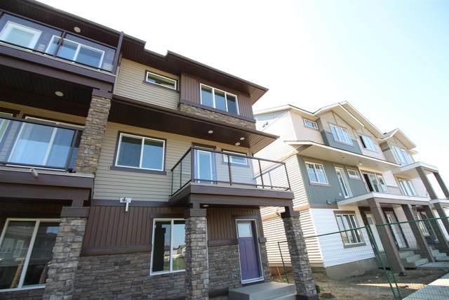 95 1530 Tamarack Boulevard, Edmonton, AB T6T 2E6 (#E4247188) :: Initia Real Estate
