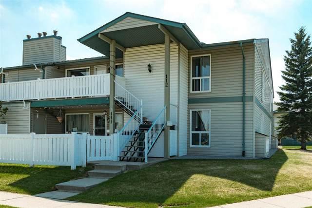 112 2703 79 Street, Edmonton, AB T6K 3Z6 (#E4247207) :: The Good Real Estate Company