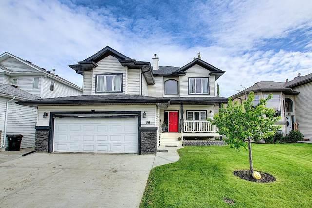 30 Deer Park Cr, Spruce Grove, AB T7X 4J2 (#E4247222) :: Initia Real Estate
