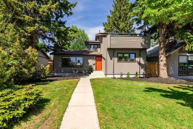 14632 88 Avenue, Edmonton, AB T5R 4J8 (#E4247256) :: The Good Real Estate Company
