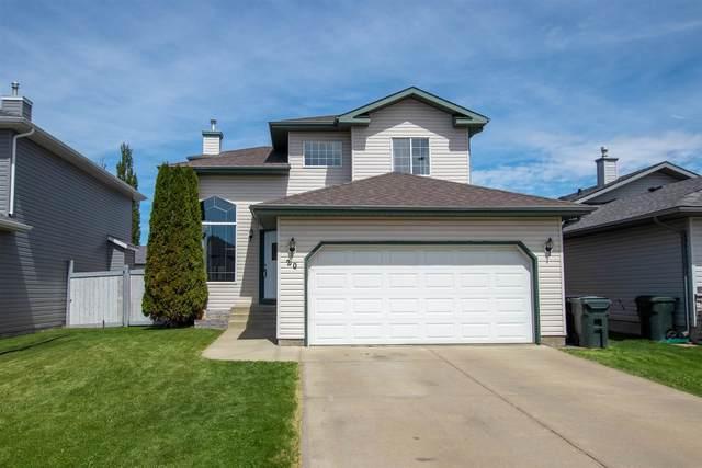 20 Deer Park Way, Spruce Grove, AB T7X 3K4 (#E4247271) :: Initia Real Estate