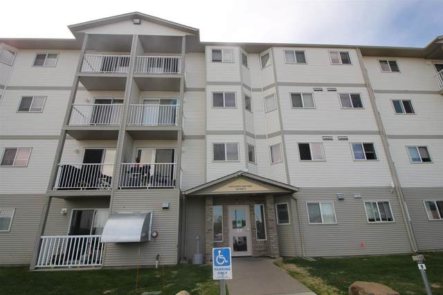 300B 260 Spruce Ridge Road, Spruce Grove, AB T7X 0A1 (#E4247353) :: The Good Real Estate Company