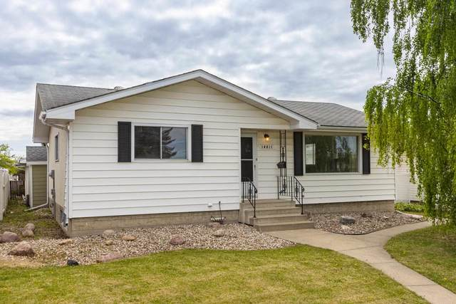 14811 73A Street, Edmonton, AB T5C 0W3 (#E4247354) :: Initia Real Estate