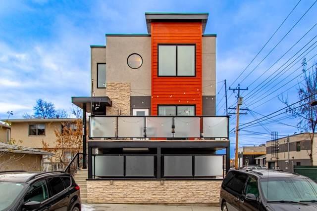 2 10417 69 Avenue, Edmonton, AB T6H 2C4 (#E4247383) :: Initia Real Estate