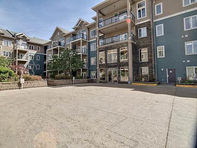 114 - 10121 80 Avenue, Edmonton, AB T6E 0B9 (#E4247413) :: Initia Real Estate