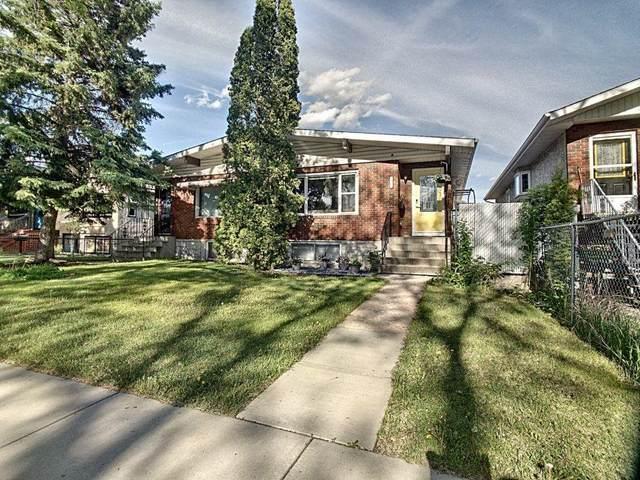 12221 87 Street, Edmonton, AB T5B 3N9 (#E4247419) :: Initia Real Estate