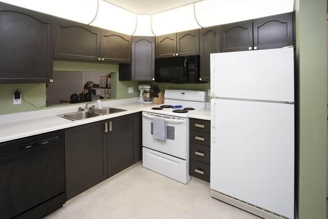305 9619 174 Street, Edmonton, AB T5T 6C6 (#E4247422) :: The Good Real Estate Company