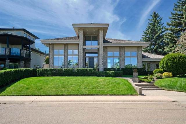 9032 Valleyview Drive, Edmonton, AB T5R 5T6 (#E4247425) :: The Good Real Estate Company