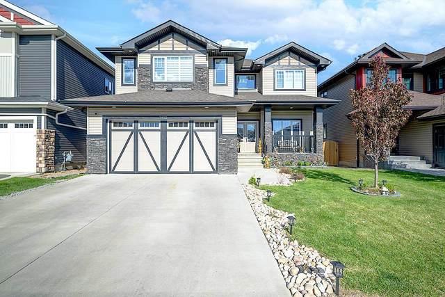 2422 Ashcraft Crescent, Edmonton, AB T6W 2M9 (#E4247436) :: The Good Real Estate Company
