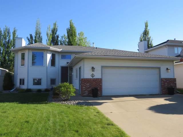147 Heritage Drive, St. Albert, AB T8N 6B5 (#E4247476) :: Initia Real Estate