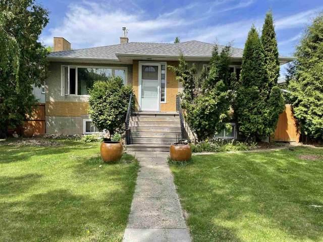 9756 67 Avenue, Edmonton, AB T6E 0P2 (#E4247496) :: The Good Real Estate Company