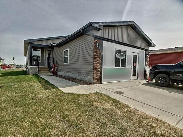 57 Sun Meadows Close, Stony Plain, AB T7Z 0K1 (#E4247558) :: The Good Real Estate Company