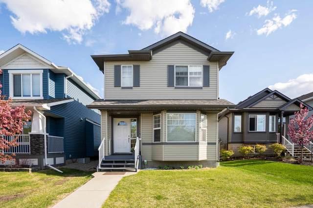 21371 88 Avenue, Edmonton, AB T5T 6T9 (#E4247562) :: The Good Real Estate Company